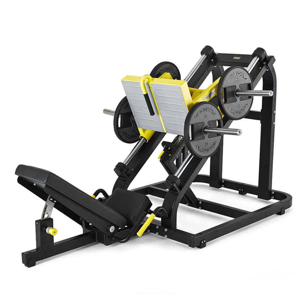 PURE STRENGTH – LINEAR LEG PRESS