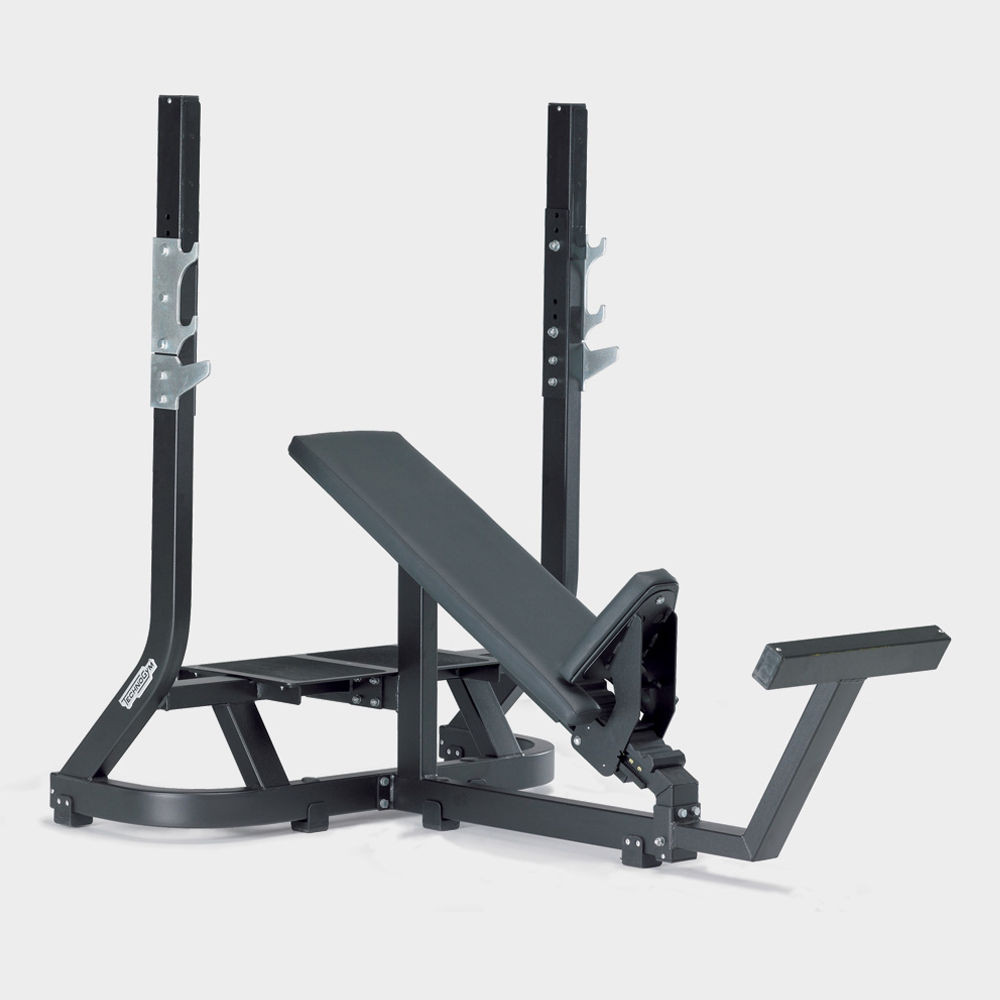OLYMPIC INCLINE BENCH - PG01 Technogym