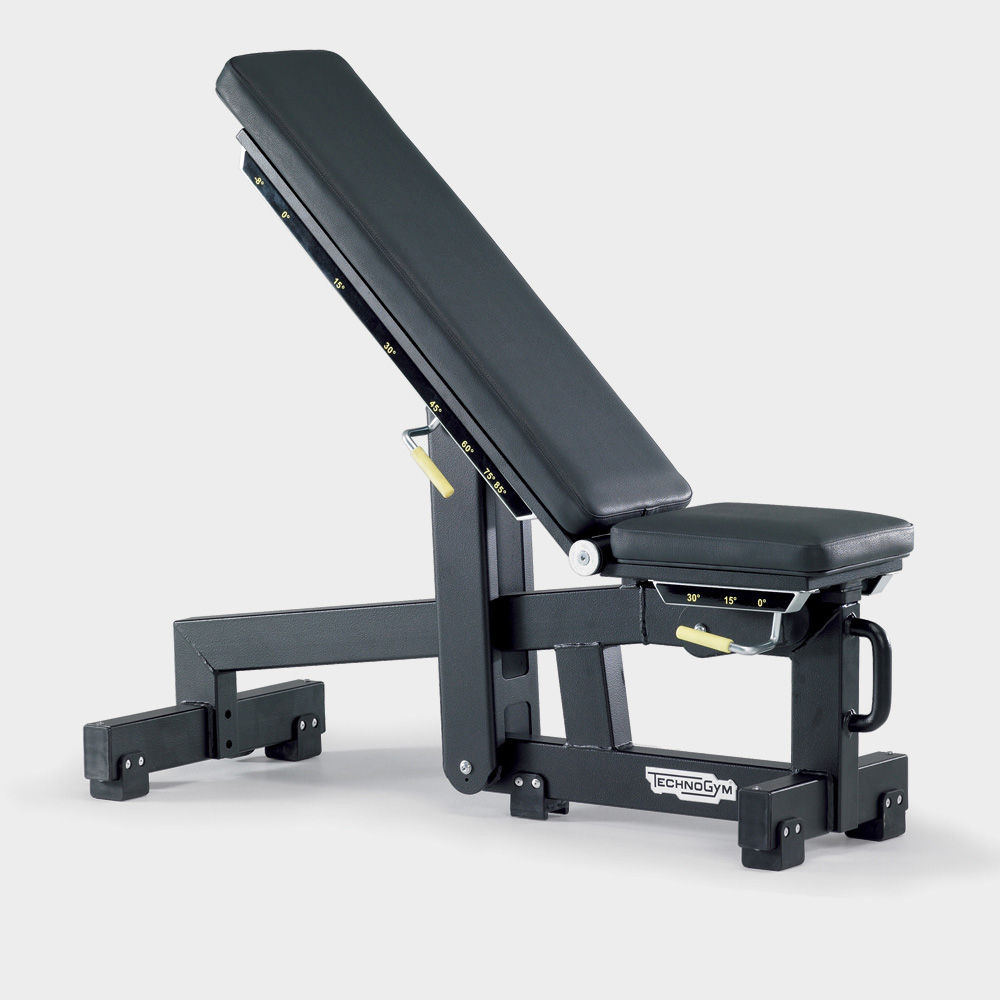 PURE - ADJUSTABLE BENCH Technogym