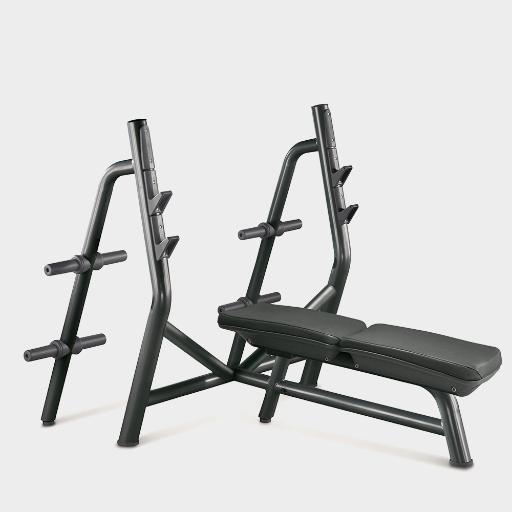 HORIZONTAL BENCH - PA07 Technogym