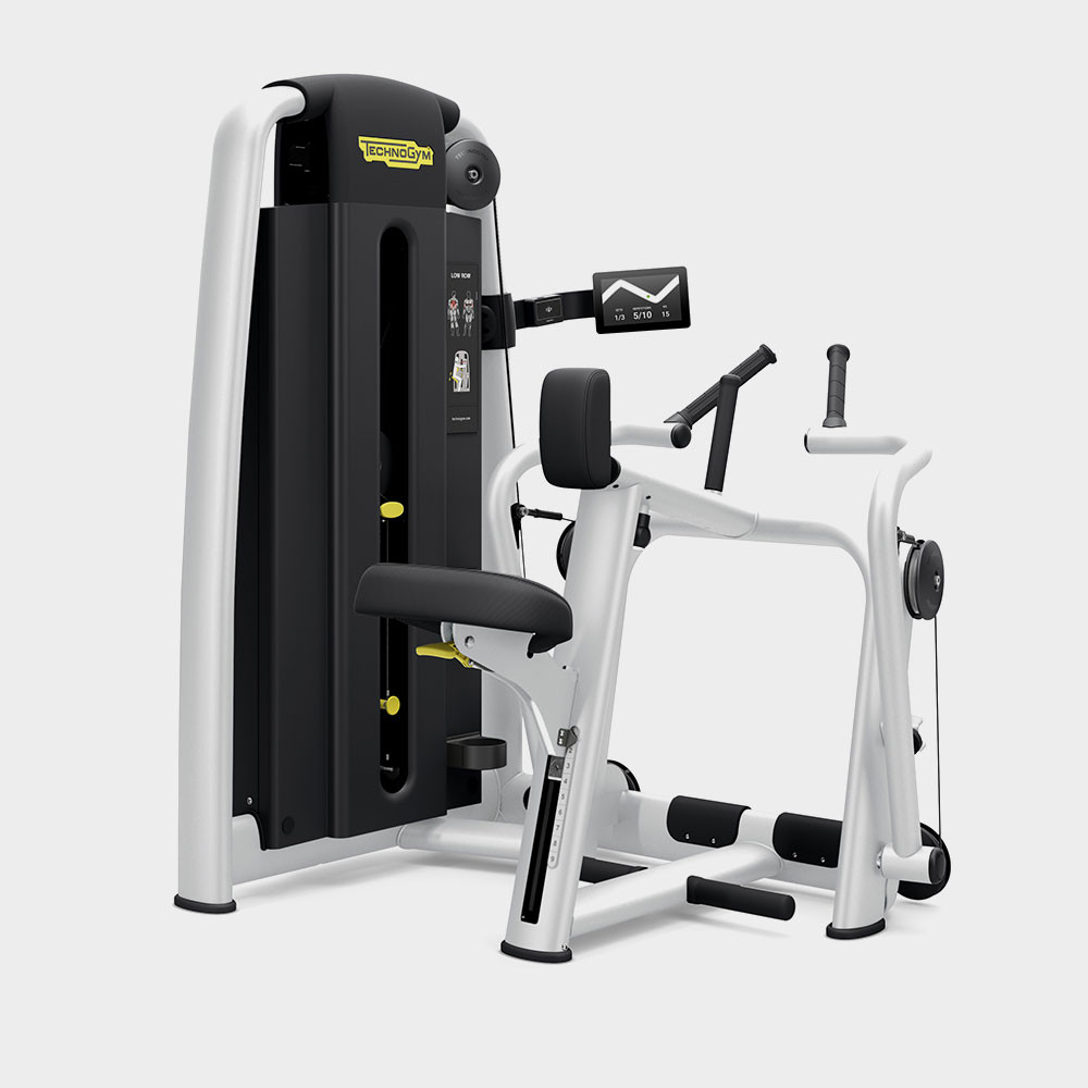 SELECTION – LOW ROW MED Technogym