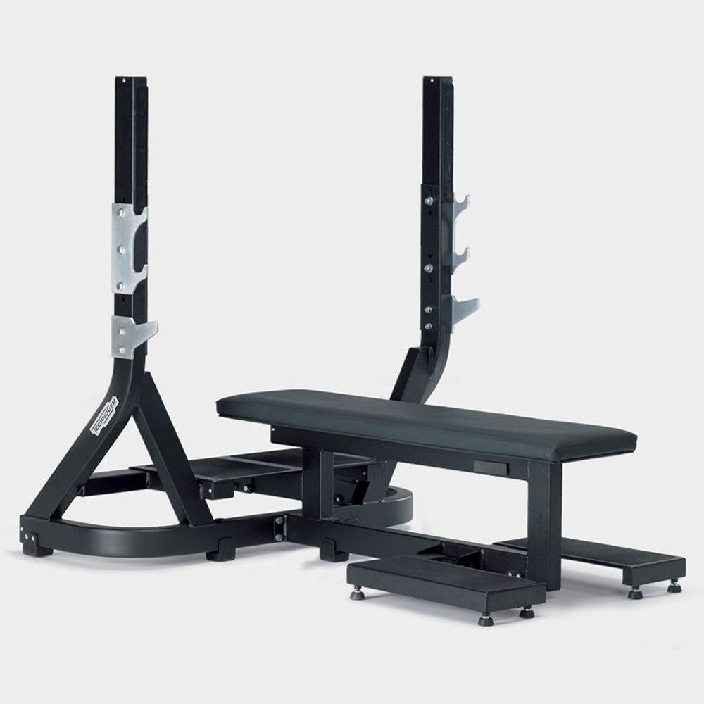 OLYMPIC FLAT BENCH - PG07 Technogym