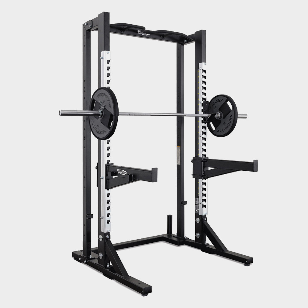 PURE - OLYMPIC HALF RACK Technogym