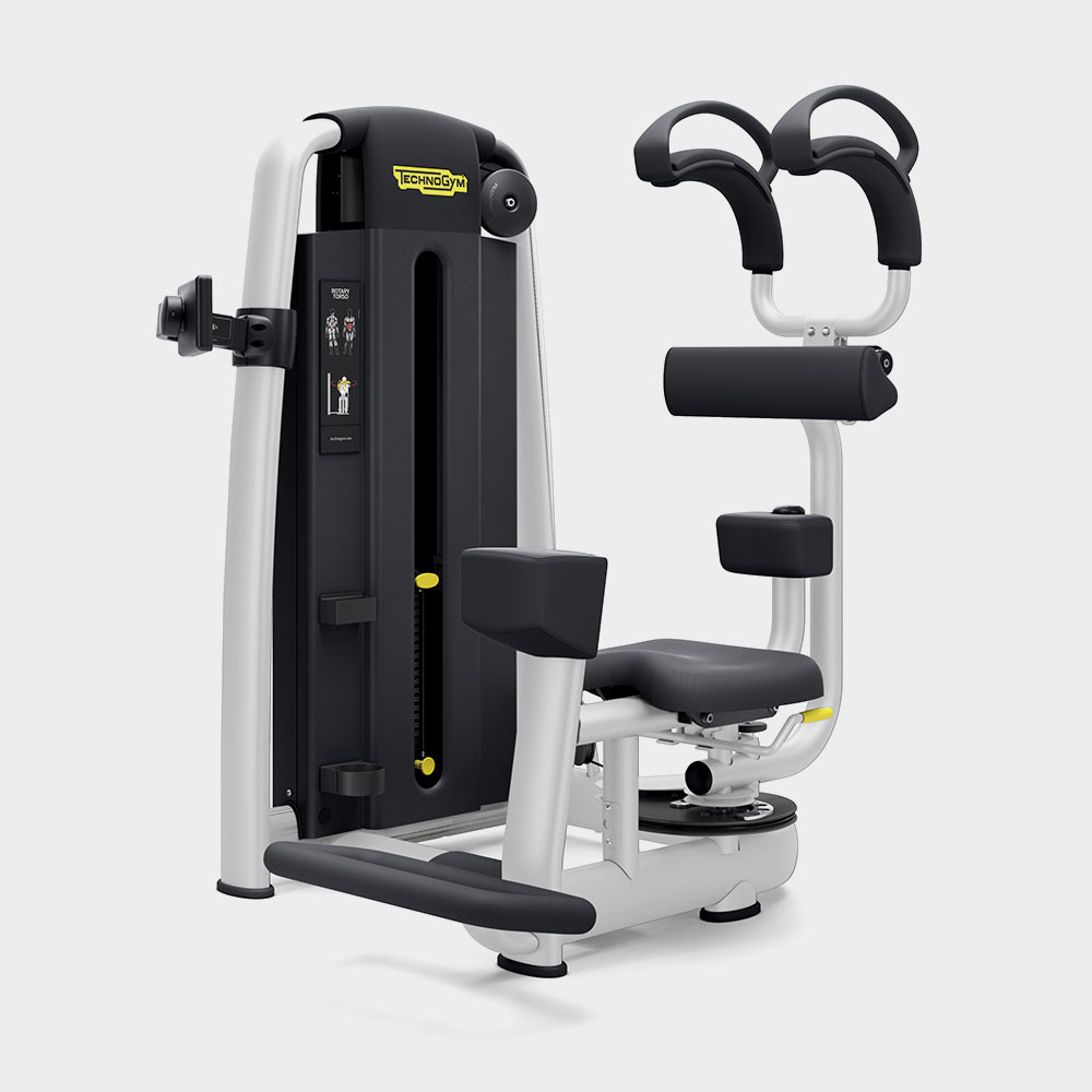 SELECTION - ROTARY TORSO MED Technogym
