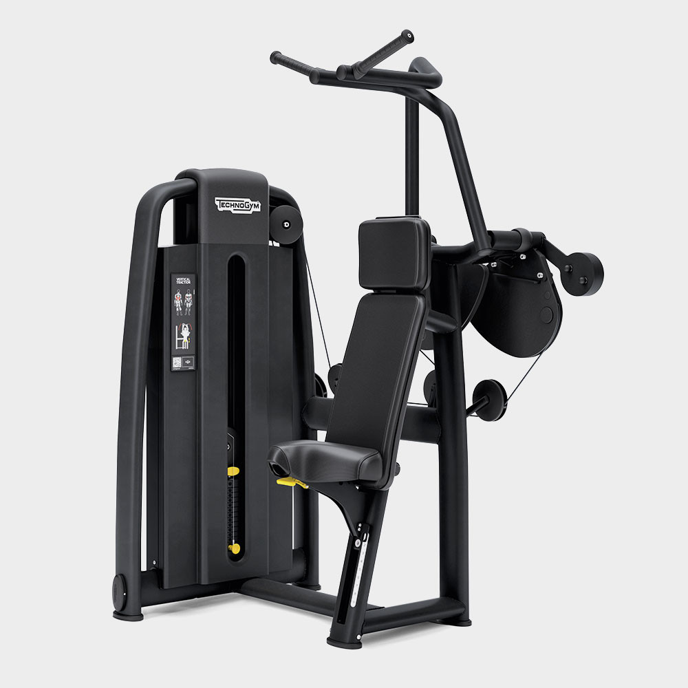 Selection 700 - Vertical Traction Technogym