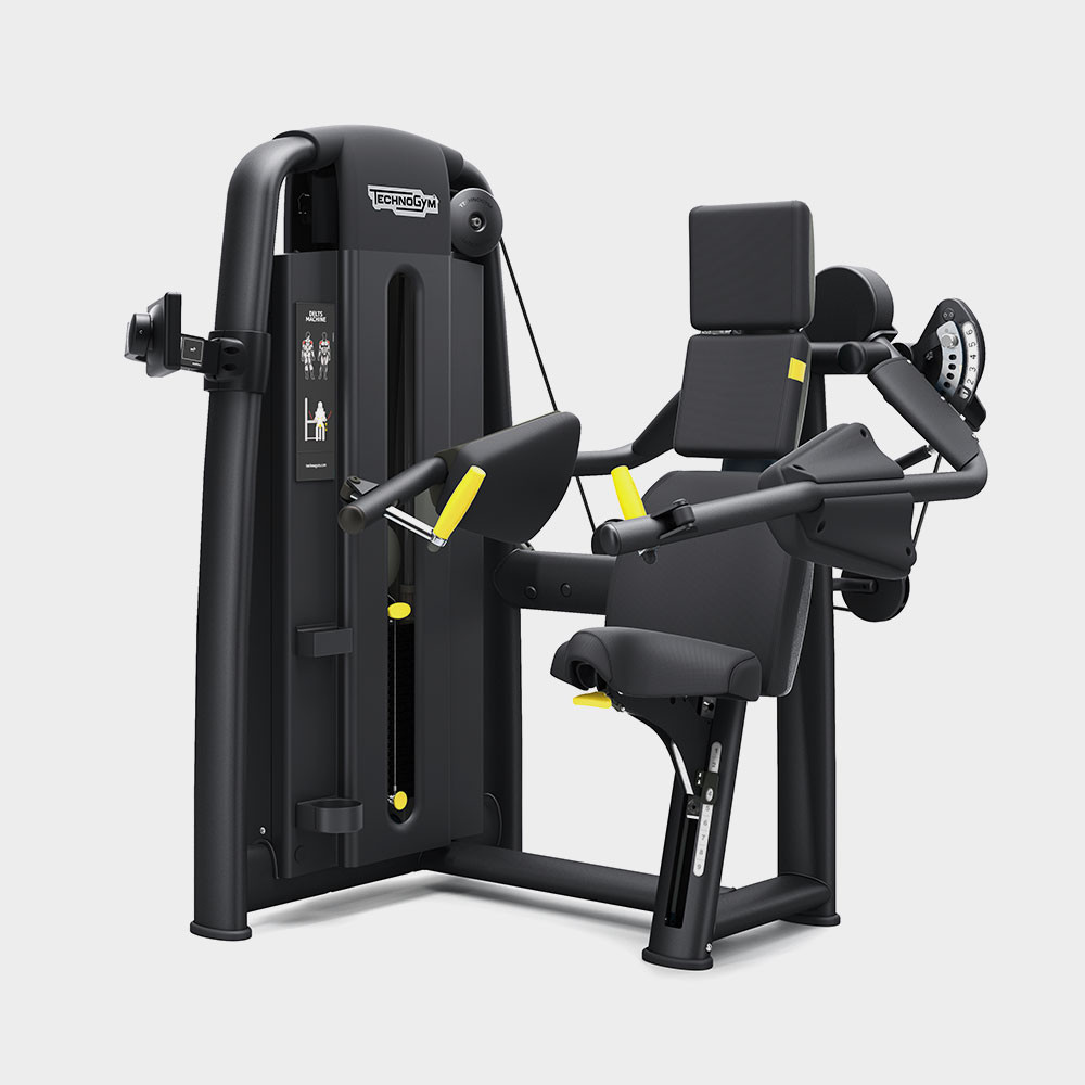 Selection 900 - Delts Machine Technogym