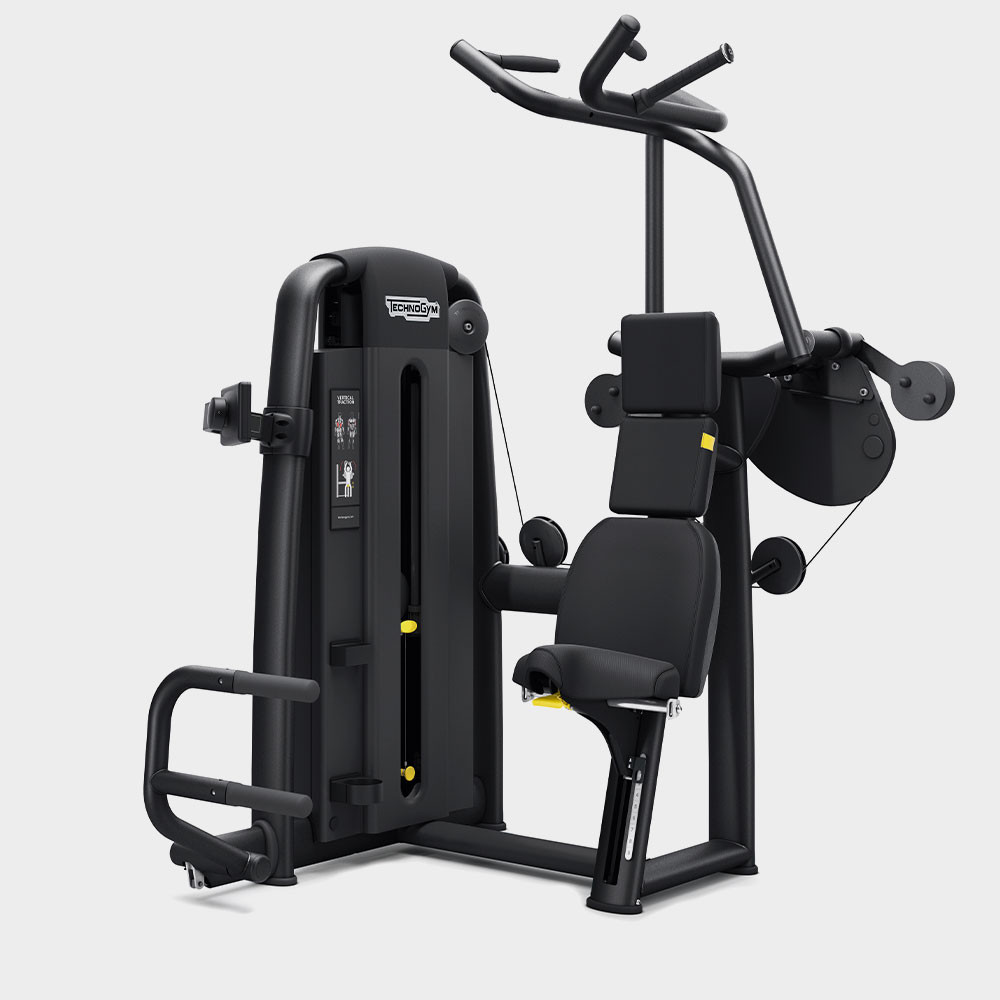 Selection 900 - Vertical Traction Technogym