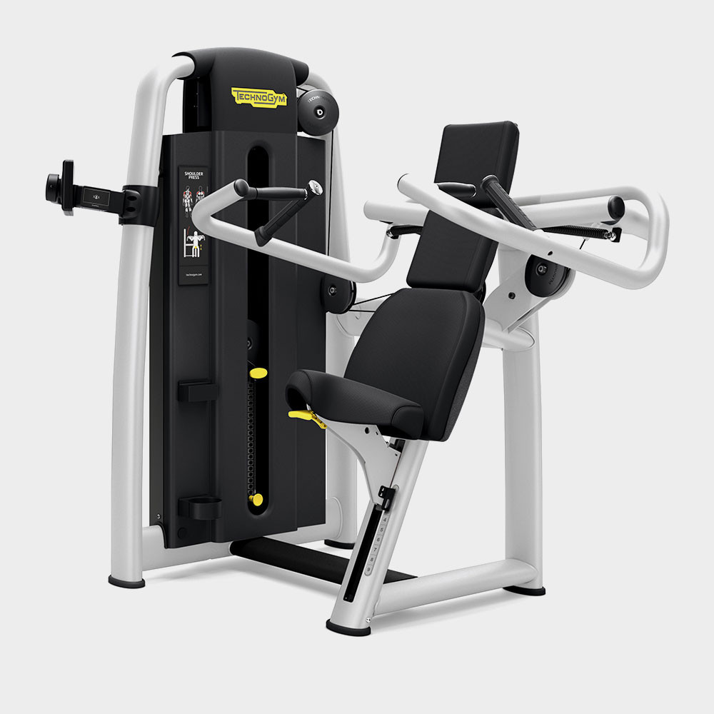 SELECTION – SHOULDER PRESS MED Technogym