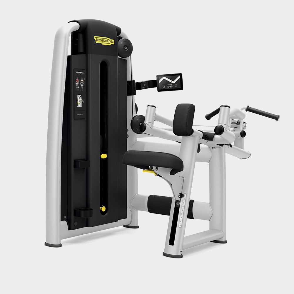 SELECTION – UPPER BACK MED Technogym