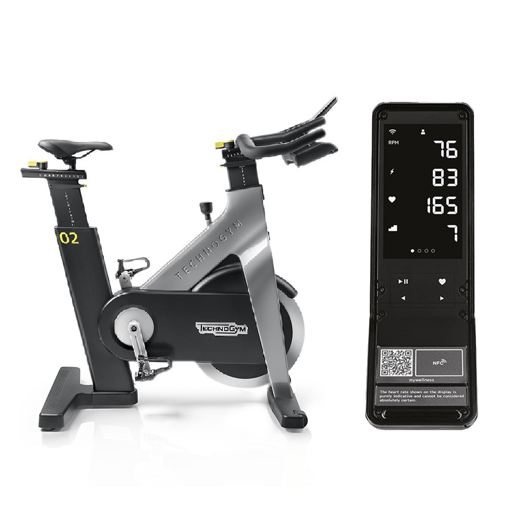 GROUP CYCLE™ CONNECT Technogym