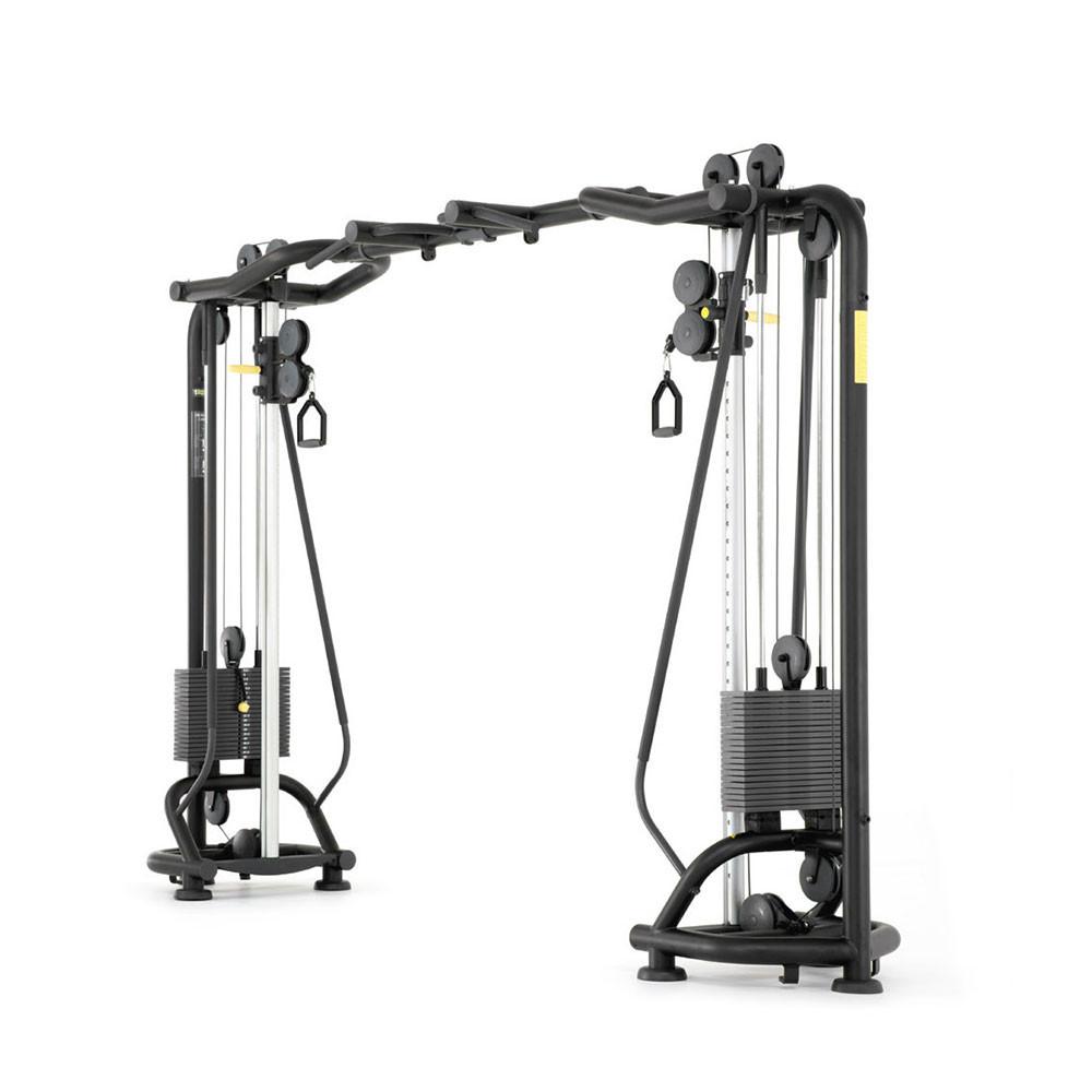 Тренажёр Cable Crossover, приспособление для наращивания мышц | Technogym
