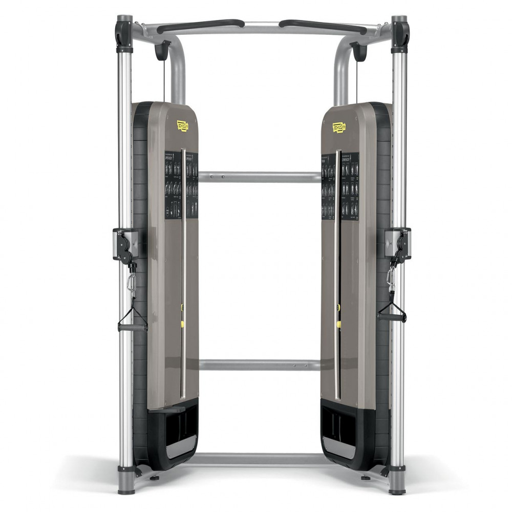 Dual Adjustable Cable Pulley Machine