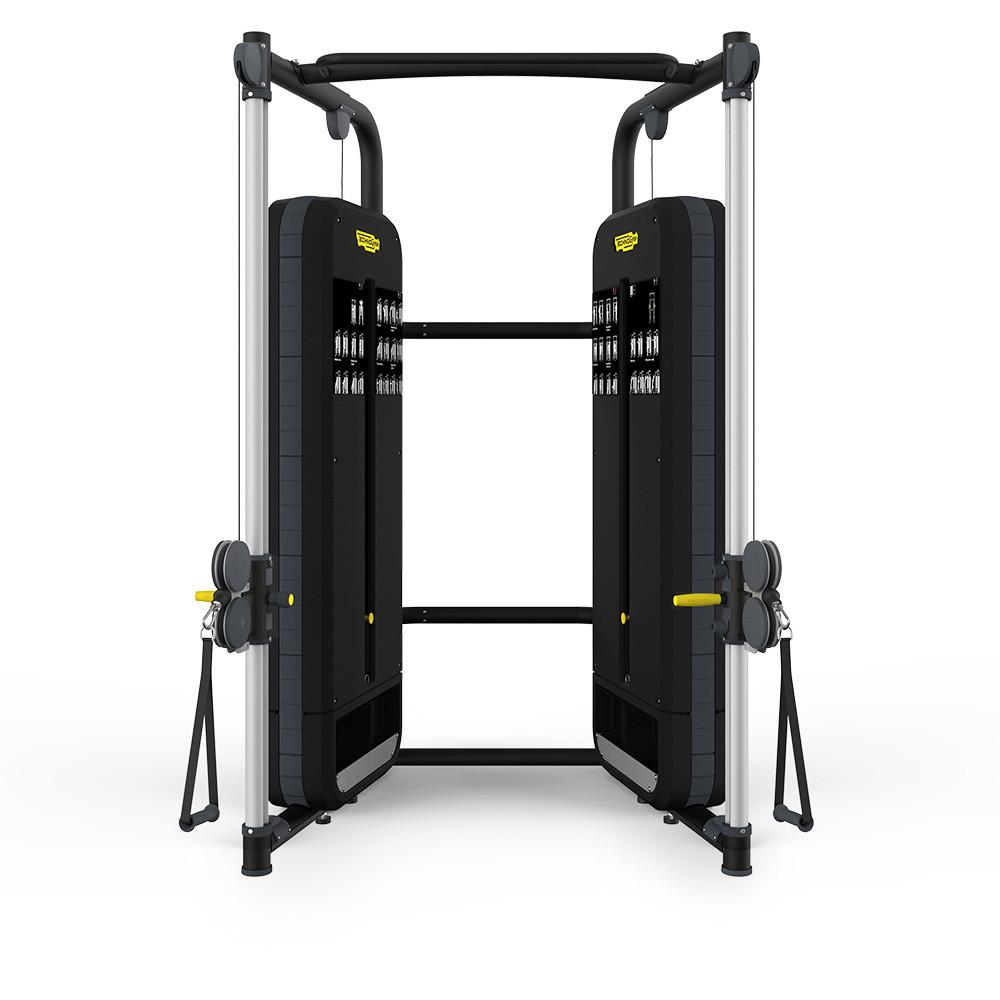 Fitness Dual Adjustable Pulley | Увеличение силы и устойчивости кора