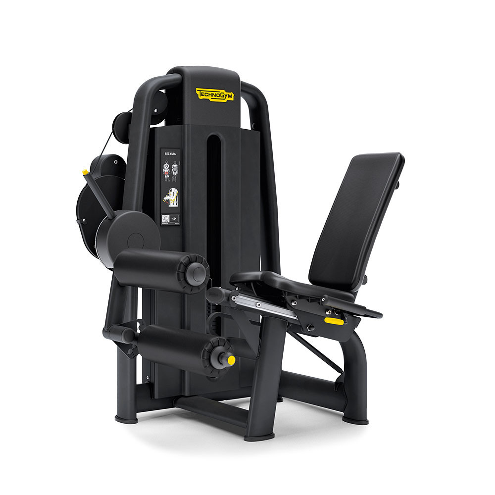 Selection 700 Seated Leg Curl Machine