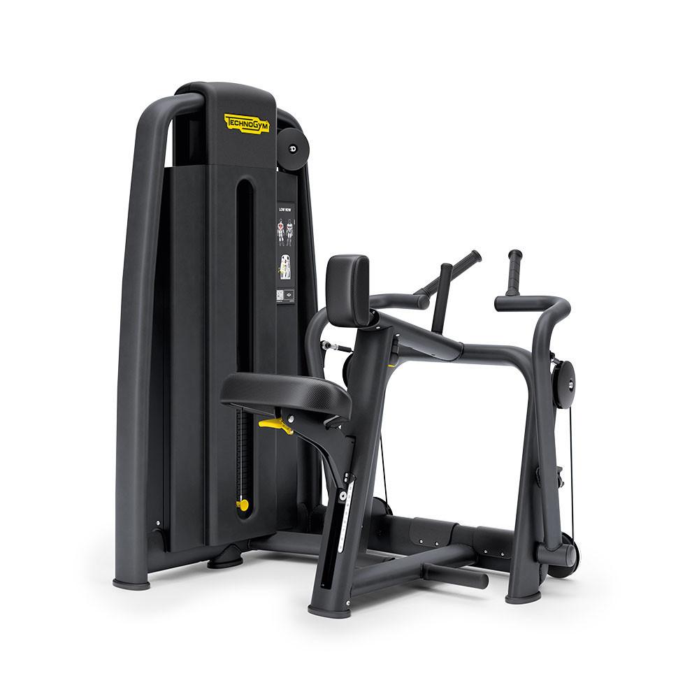 Selection 700 Low Row Machine