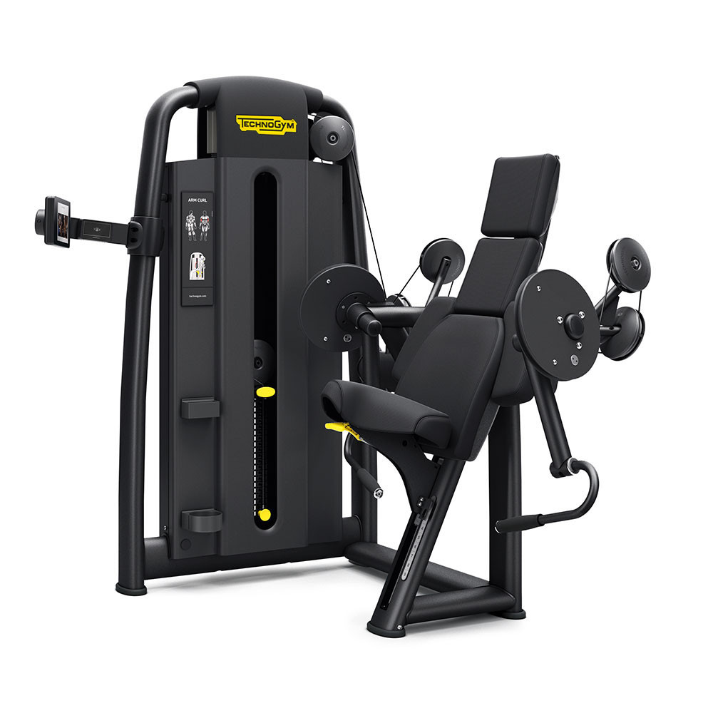 Biceps curl machine - Selection 900