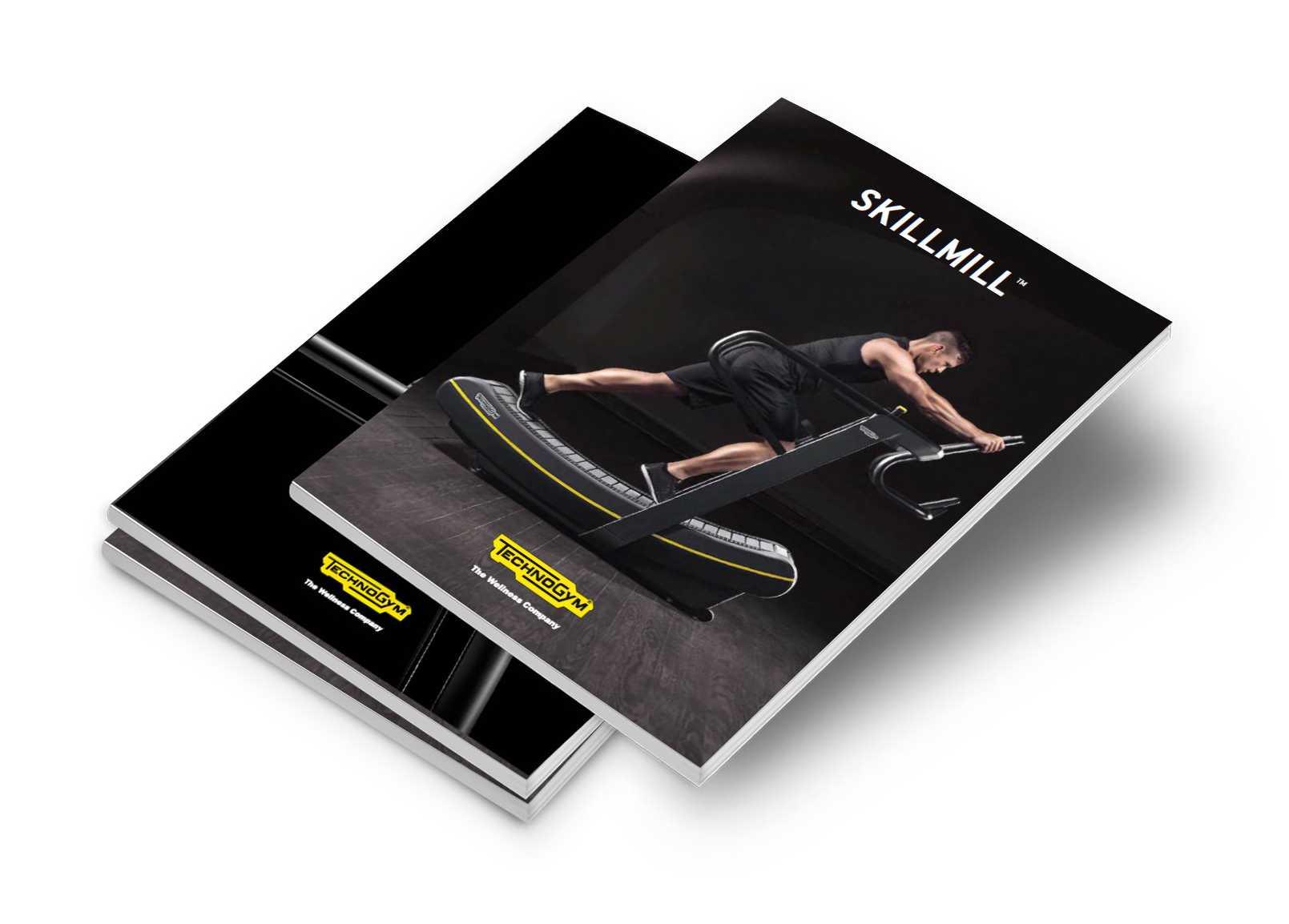 Technogym catalogue